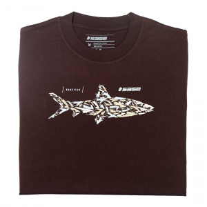 Sage Bonefish Flies Tee - Short Sleeve 3139