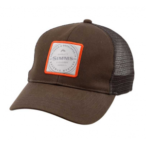 Simms Patch Trucker Cap 3166