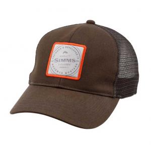 Simms Patch Trucker Cap 3166