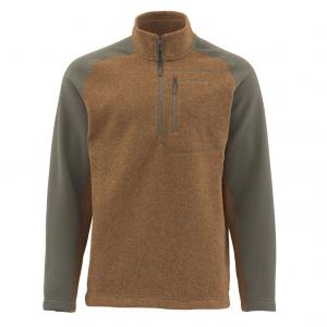 Simms Rivershed Sweater Quarter Zip 3360