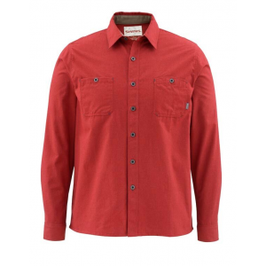 Simms Black's Ford LS Flannel Shirt SALE 3366