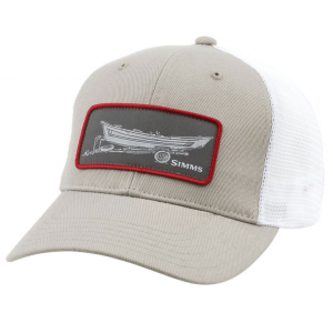 Simms High Crown Patch Trucker 3471