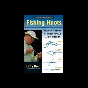 Lefty Kreh's Fishing Knots: Book & DVD 1179