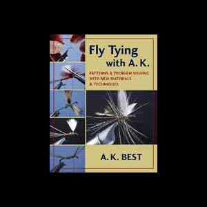 FLY TYING WITH A.K. - PATTERNS & PROBLEM SOLVING 1282