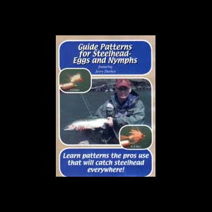 GUIDE PATTERNS FOR STEELHEAD - EGGS & NYMPHS 1570
