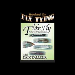 TUBE FLY PATTERNS & TECHNIQUES - DICK TALLEUR 1572