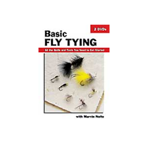 Basic Fly Tying: All The Skills & Tools You Need To Get Started 1575