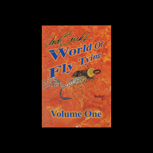 Andy Burk's World of Fly Tying Vol 1 2248