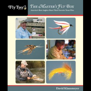 The Masters Fly Box 2681