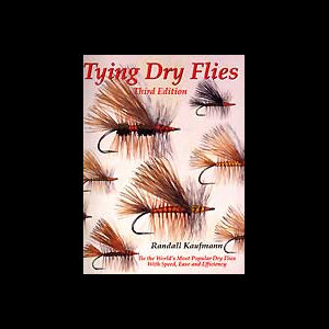 Tying Dry Flies: Third Edition 376