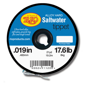 Rio Alloy Hard Saltwater Tippet 1839