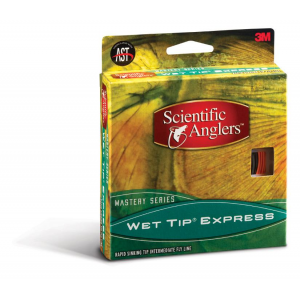 SA Wet Tip Express Freshwater Sinking Tips 1845