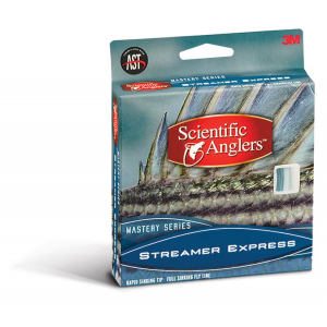 Scientific Anglers Mastery Series Streamer Express Clear Tip 1846