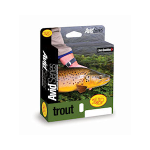 Rio Avid Trout Weight Forward 2693