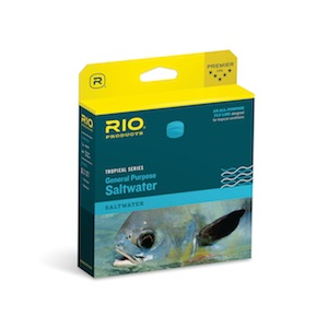 Rio General Purpose Tropical Fly Line 2944