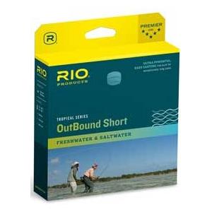 Rio Tropical Outbound Short Fly Line 2946