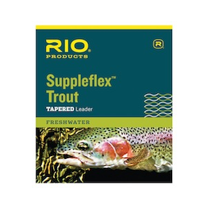 Rio Suppleflex Trout Leader 3007