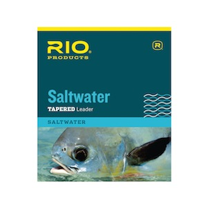 Rio Saltwater Tapered Leader 3082