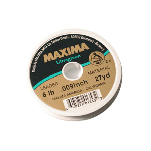 Maxima Ultragreen Leader Material 435