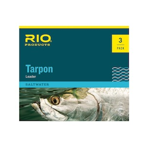 Rio Tarpon Leader w/Fluoro Shock Tippet 602