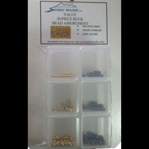 Spirit River Value  50 Piece Bead Assortment 2215