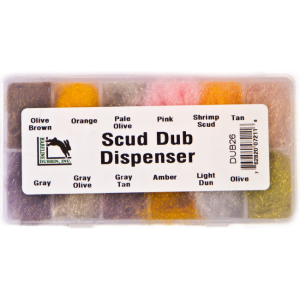 Spirit River UV2 Seal-X Dubbing Assortment 2985