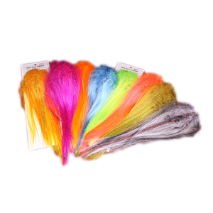 Big Fly Fiber With Curl, Colors and Flash 3407