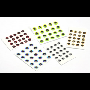 Adhesive 3D Holographic Eyes 645