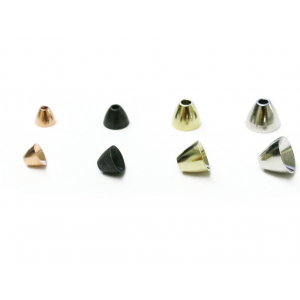 Cone Heads - Brass & Tungsten 647