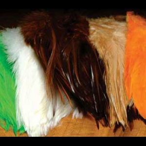 Hareline Strung Chinese Saddle Hackle 710