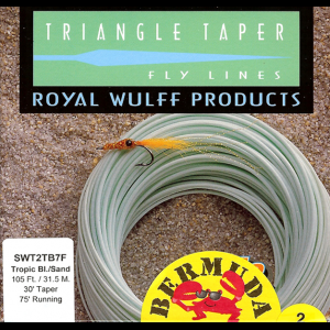 Royal Wuff Bermuda Triangle Taper 3961