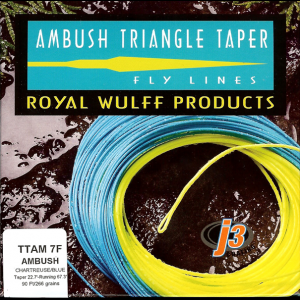 Royal Wulff Ambush Triangle Taper 3965