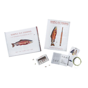 Patagonia Simple Fly Fishing Tenkara Kit 3886