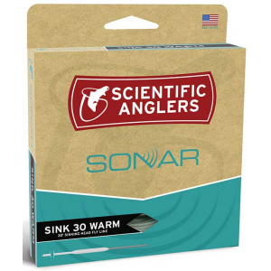 Scientific Anglers Sonar Sink 30 Clear 4042