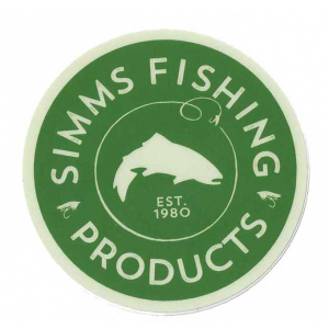 Simms Classic Stamp Decal 4053