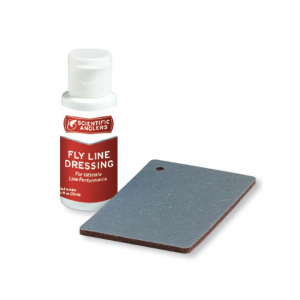 Scientific Anglers Fly Line Dressing with Pad 4127