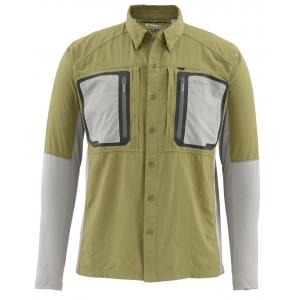Simms Taimen Tricomp LS Shirt 4133