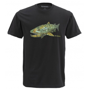 Simms DeYoung Brown Trout SS T 4149