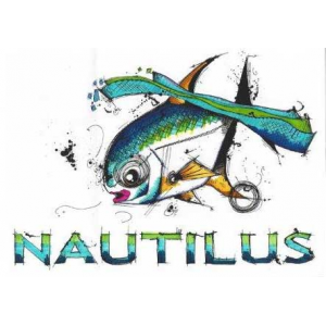 Nautilus Permit Decal 4159