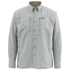 Simms Bugstopper LS Shirt Solid 4114