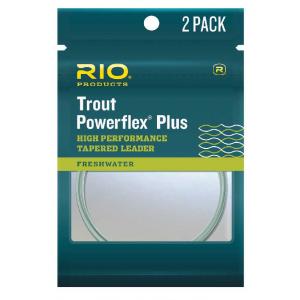 Rio Powerflex Plus Leader - 2 Pack 4180