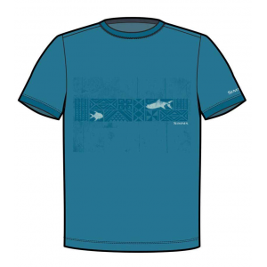 Simms Graphic Tech Tee SS 4195