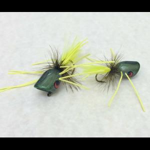 Boogle Bug Popper - Fiery Frog 4229