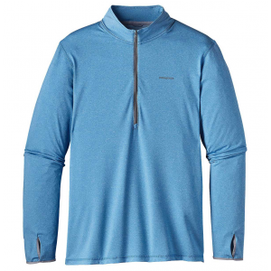 Patagonia Men's Tropic Comfort 1/4-Zip 4244