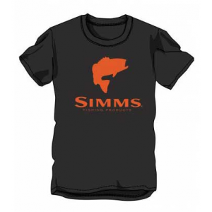 Simms Bass Logo SS T 4282