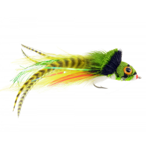 Diving Pike Fly - Frog 4470