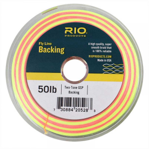 Rio Two Tone GSP 50lb Backing 4492