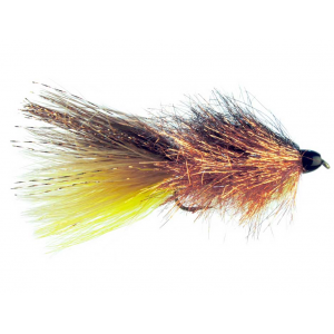 Coffeys Cone Head Sparkle Minnow - Mult Colors 4497