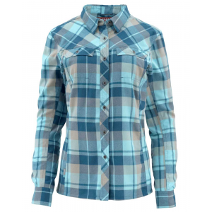 Simms W's Wool Blend Flannel 4531
