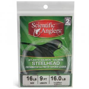 Scientific Anglers Steelhead/Salmon Leader 2-Pack 4533